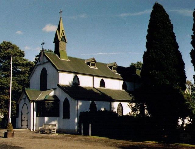 St Barbara, Deepcut