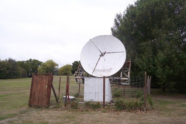 Antenna near University Road
