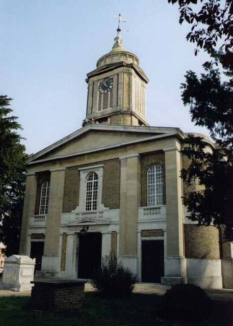 St John the Baptist, Egham