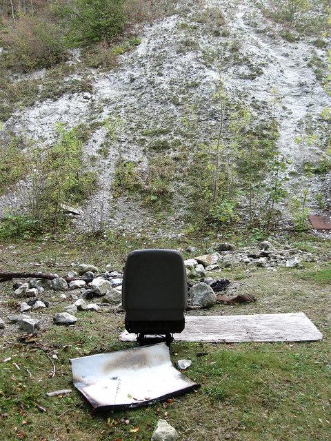 Novington Chalk Pits