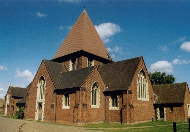 St Paul, Egham Hythe