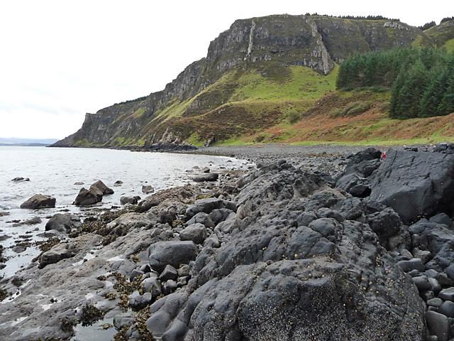 East coast of Waternish