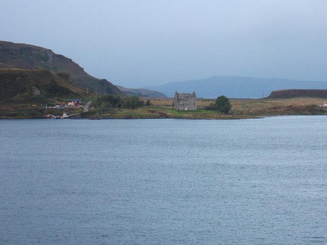 Ardantrive Bay, Kerrera