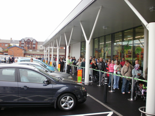 Asda superstore, Pill, Newport
