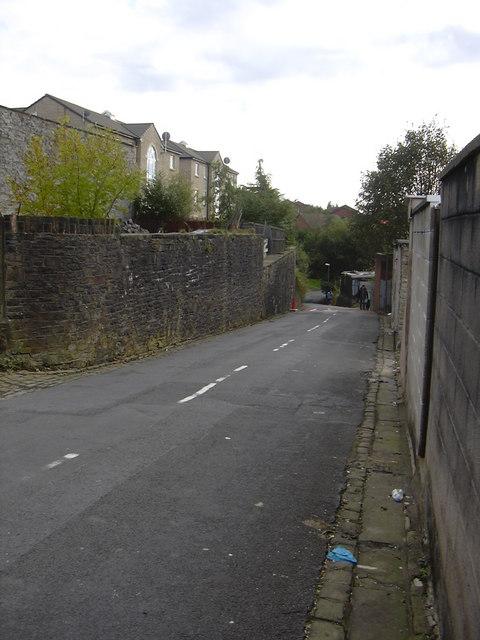 Laneside, Haslingden
