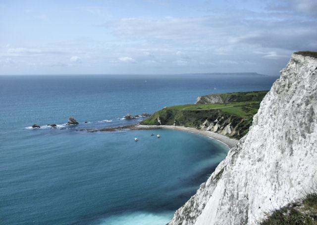 Cliffs Behind Mupe Bay
