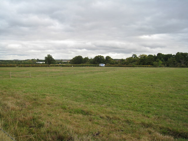 Hodd's Farm grazing land