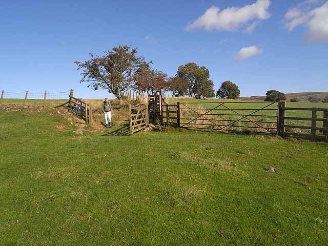 Bridleway from Hudspeth to Elsdon