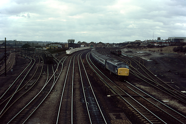 Wellingborough Yard and Depot