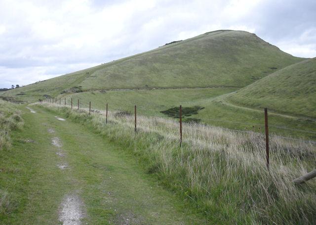 South West Coast Path, Halcombe Vale