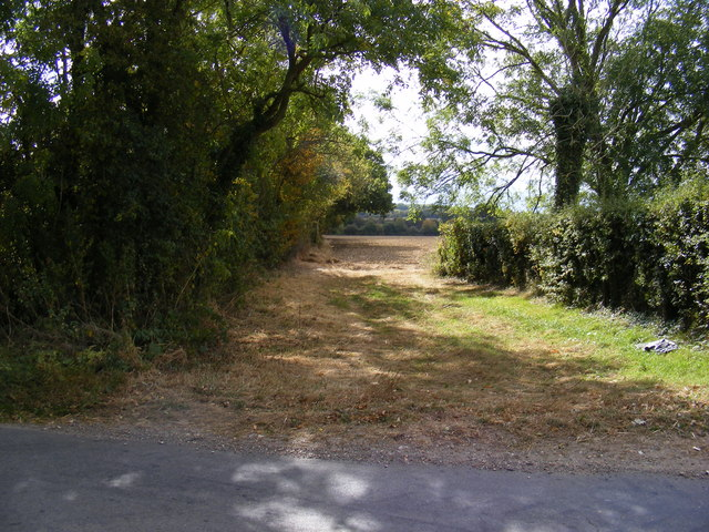 Field Entrance off Reepham Road