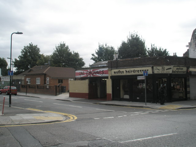 Junction of The Green and Hortus Road