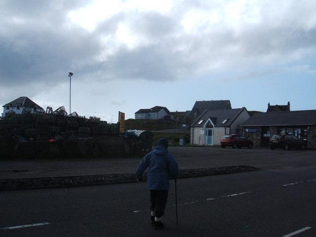 Main Street, Lochboisdale