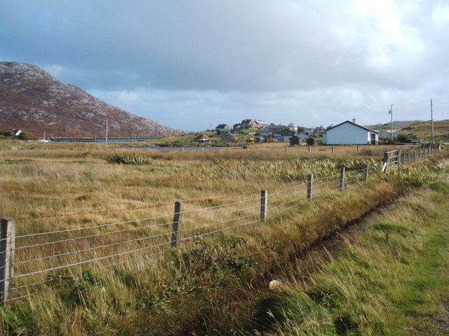 View of Lochboisdale