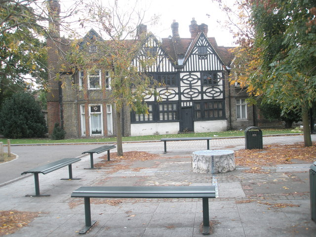 Seats in Manor House Grounds