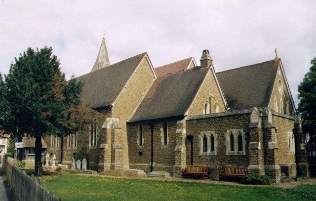 St John the Evangelist, Farncombe