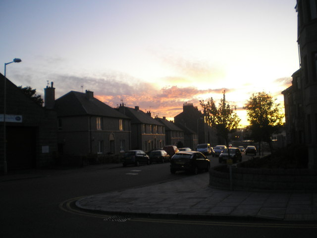 Seaforth Road, Aberdeen