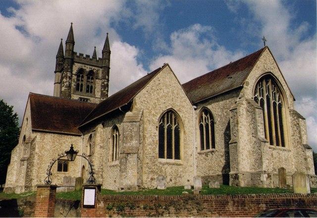 St Andrew, Farnham