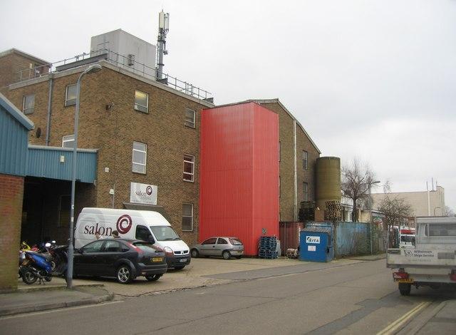 Warehouses - Bond Street