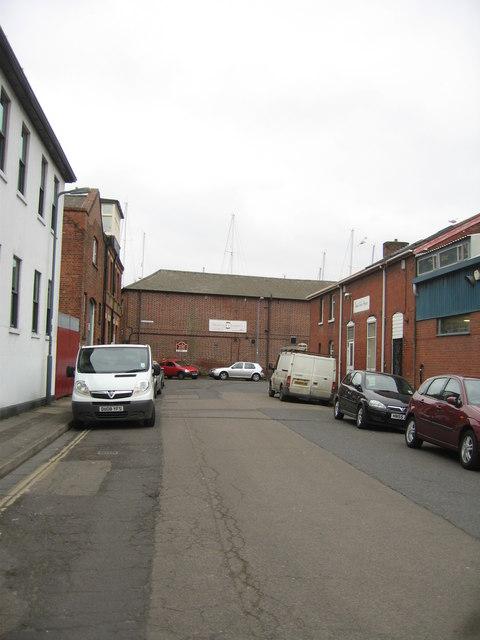 Lower William Street