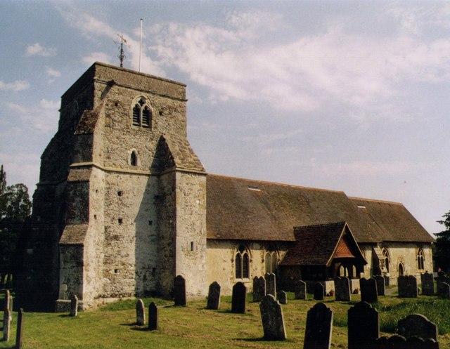 St, Mary, Frensham