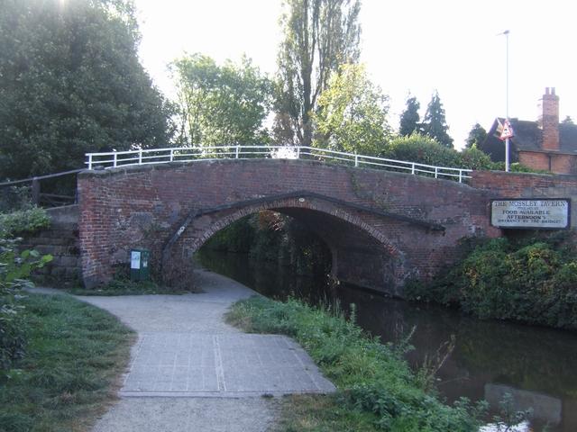Trent and Mersey Canal - Bridge 65