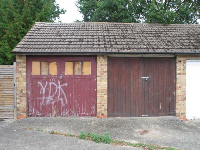 Garages at Tilehurst