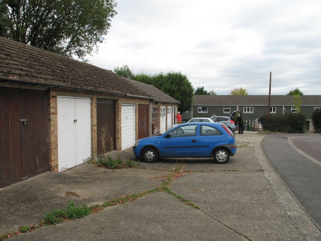 Garages at Tilehurst