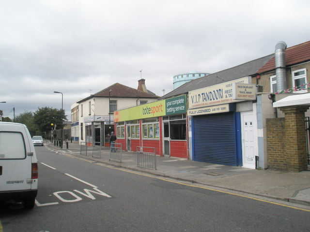 Bookies in Featherstone Road