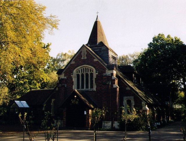 St Andrew, Frimley Green