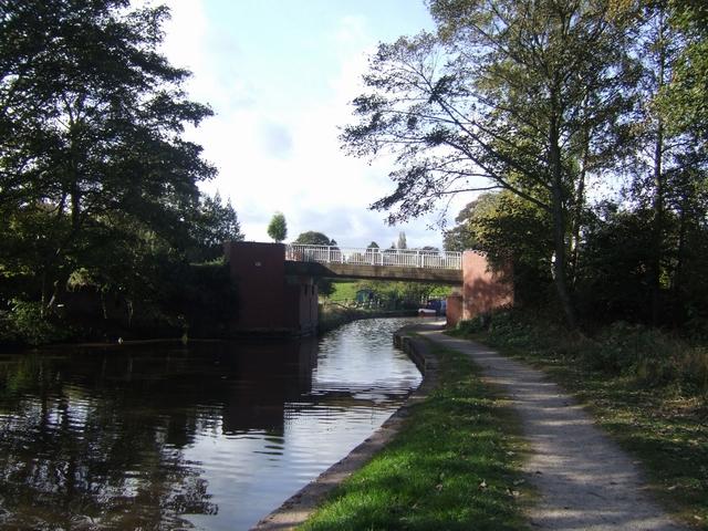 Trent and Mersey Canal - Bridge 61