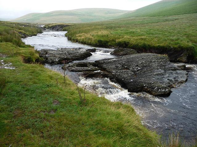 Rocks in the River Elan