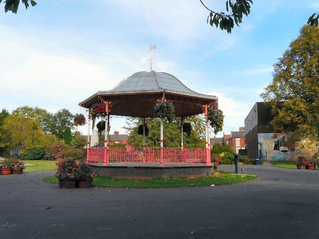 Victoria Park Bandstand