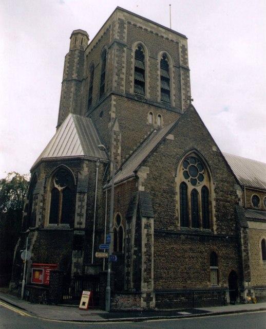 St Nicolas, Guildford
