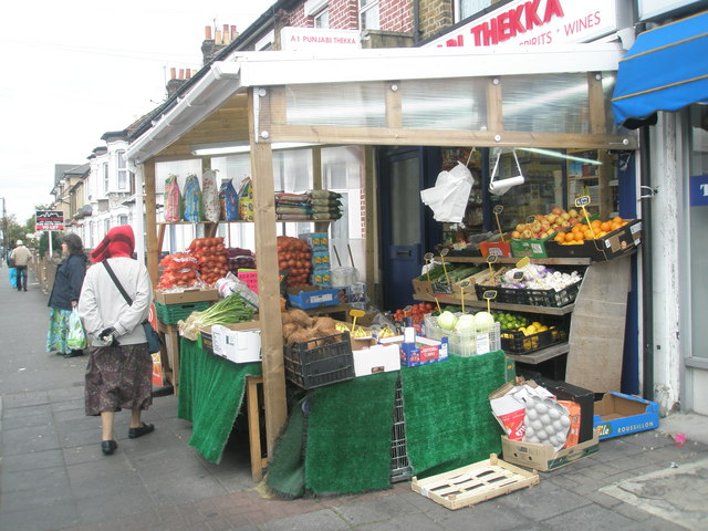 Small shop in Dudley Road