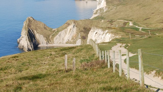 Durdle Door Promontory
