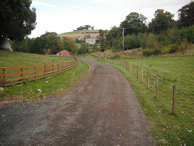 Driveway, Hartrigge