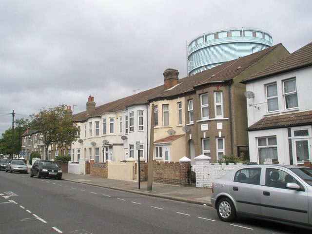 Dudley Road housing