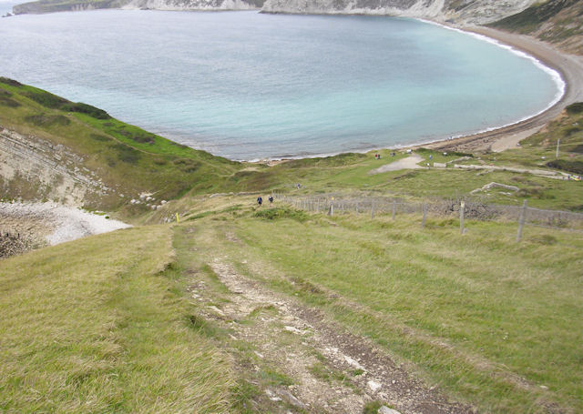 South West Coast Path, Worbarrow