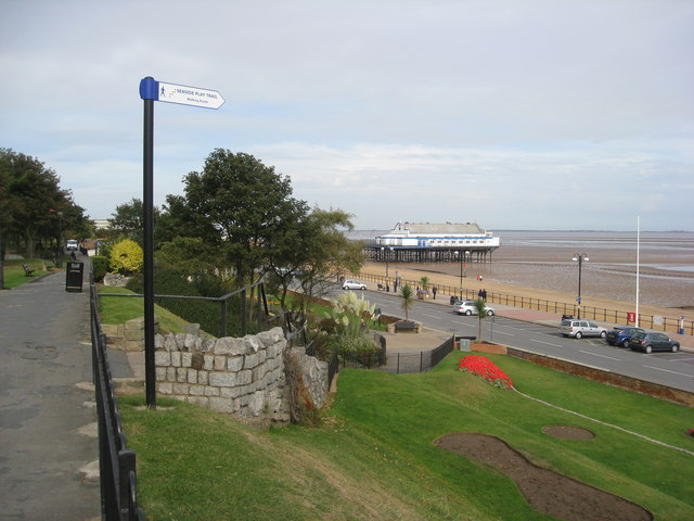 Cleethorpes - Promenade and Pier