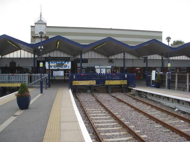 Cleethorpes - Railway Station