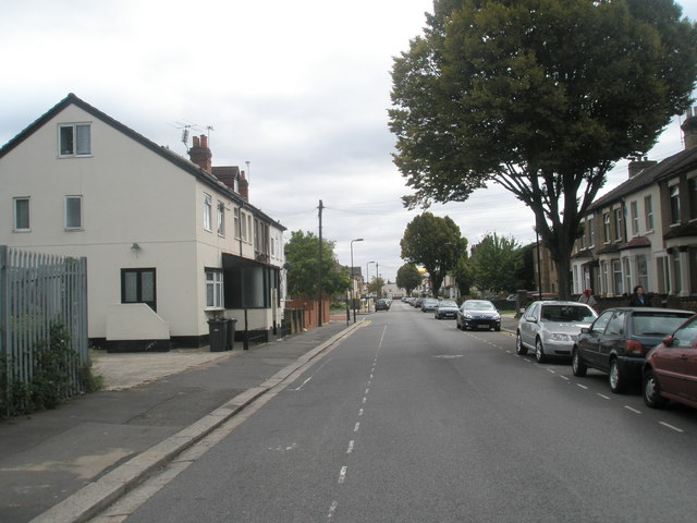 Dudley Road