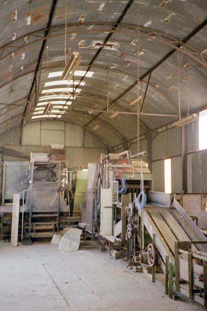 Hop Processing Machinery at Sherenden Farm