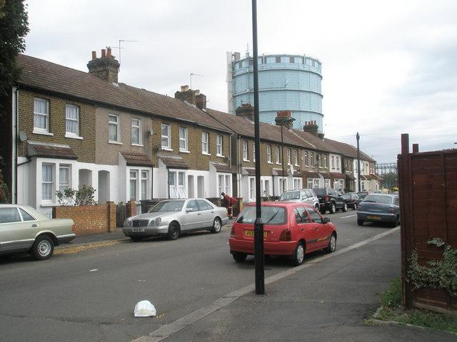 Spencer Street housing