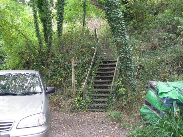 Step forth for Edburton Hill