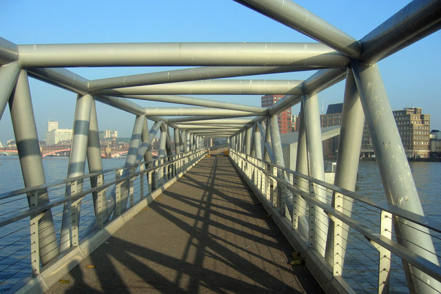 Millbank Millennium Pier