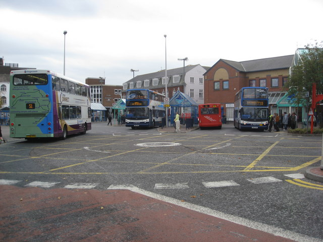 Grimsby - Bus Station
