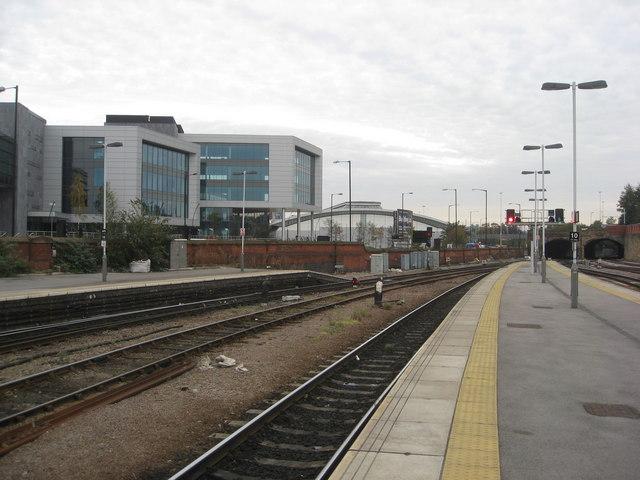 Sheffield Midland Station