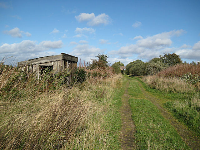 Former platelayers' hut