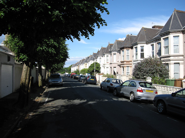 Gifford Terrace Road
